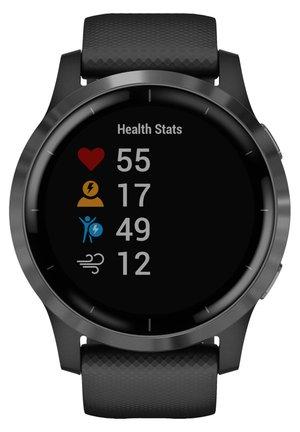 Smartwatch - schwarz/grau (718)