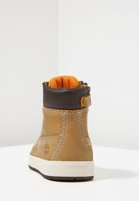 Timberland - DAVIS SQUARE 6 INCH - High-top trainers - wheat - 4