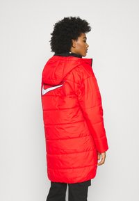 Nike Sportswear - CORE - Cappotto invernale - chile red/white - 2