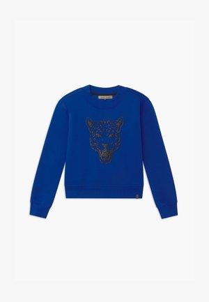 YZZE - Sweatshirt - kobalt