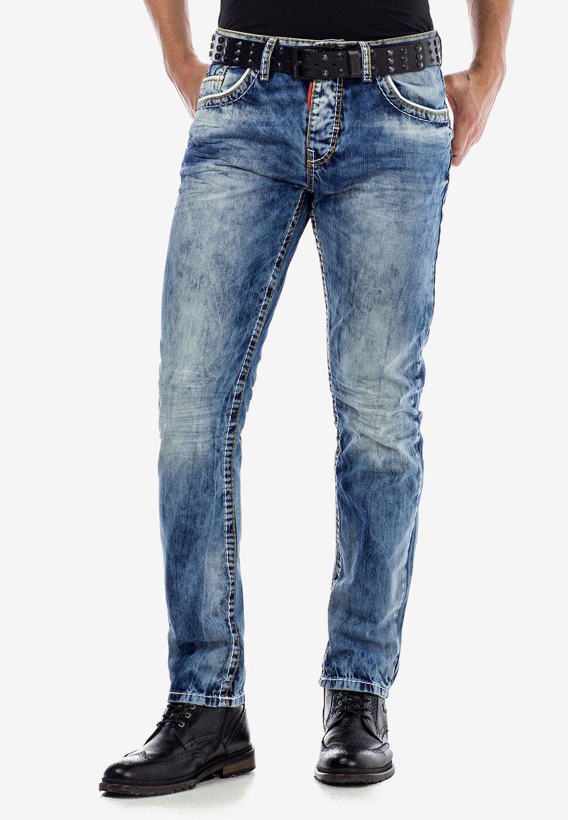 Cipo & Baxx - Slim fit jeans - ijsblauw