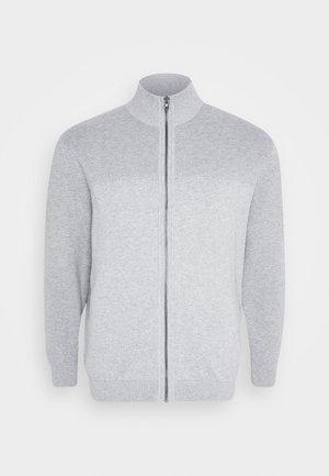 Neuletakki - grey heather