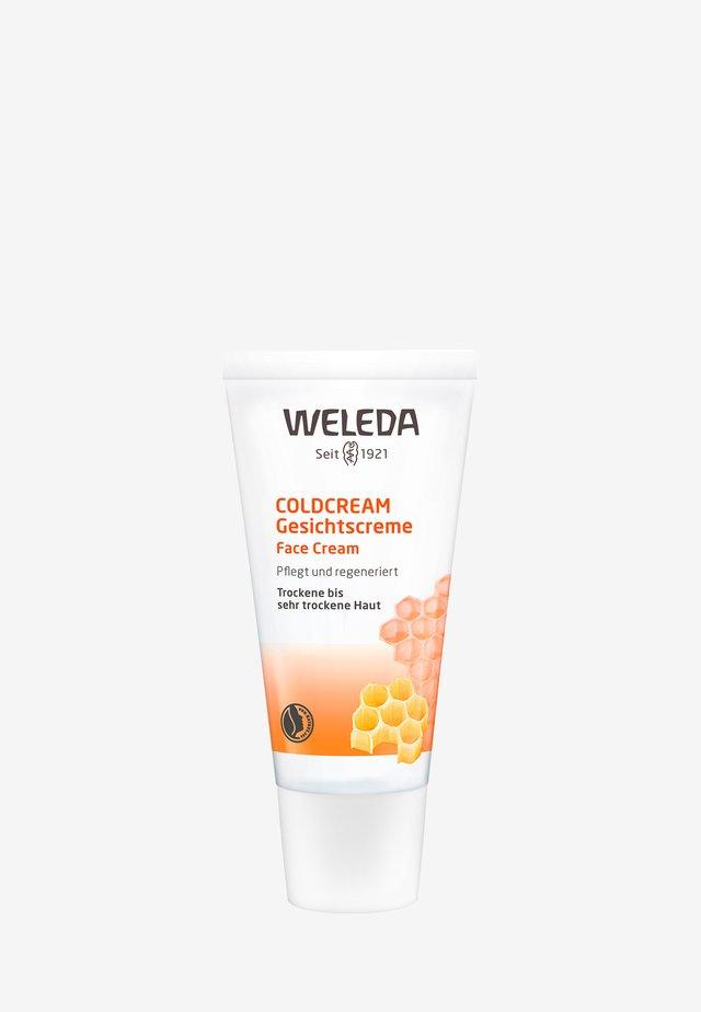 COLDCREAM FACECREAM - Face cream - -