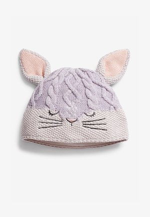 BUNNY FACE KNITTED - Muts - lilac