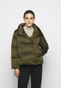 WEEKEND MaxMara - OFELIA - Down jacket - khaki - 0
