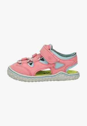Chaussons pour bébé - rosato/turquoise 323