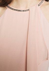 Esprit Collection - ASYM DRESS - Cocktailklänning - nude - 6