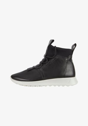 FLEXURE RUNNER BOOT - Lace-up ankle boots - black
