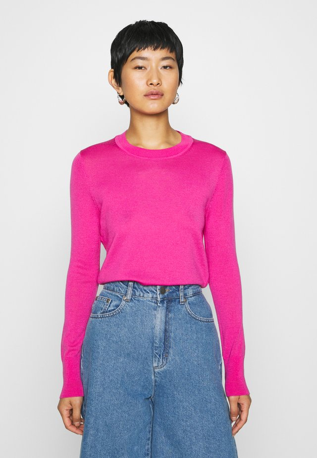 Jumper - bright pink neon