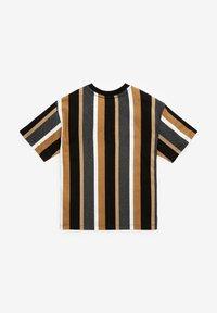 Next - Print T-shirt - tan - 1