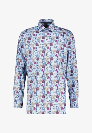 MODERN FIT LANGARM - Shirt - karo