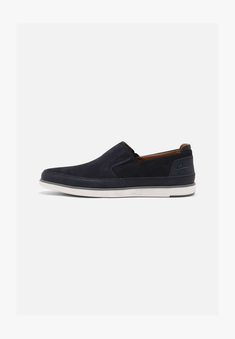 Clarks - BRATTON STEP - Sneakers basse - navy