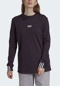 adidas Originals - R.Y.V. SPORTS INSPIRED LONG SLEEVE T-SHIRT - Topper langermet - noble purple - 4