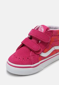Vans - SK8-MID REISSUE - Sneakers hoog - neon animal leopard/pink - 6