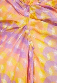 sandro - Day dress - violet - 2