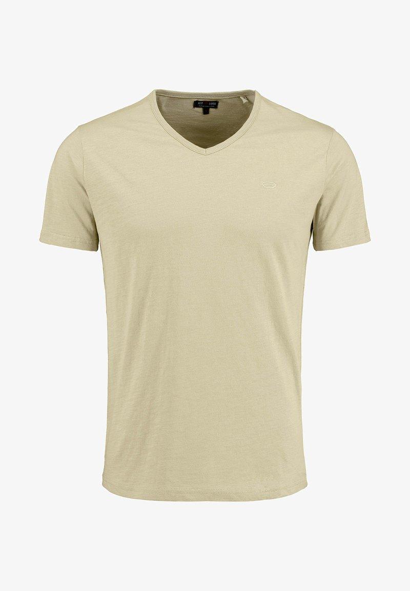 Key Largo - SUGAR  - Basic T-shirt - bleached sand