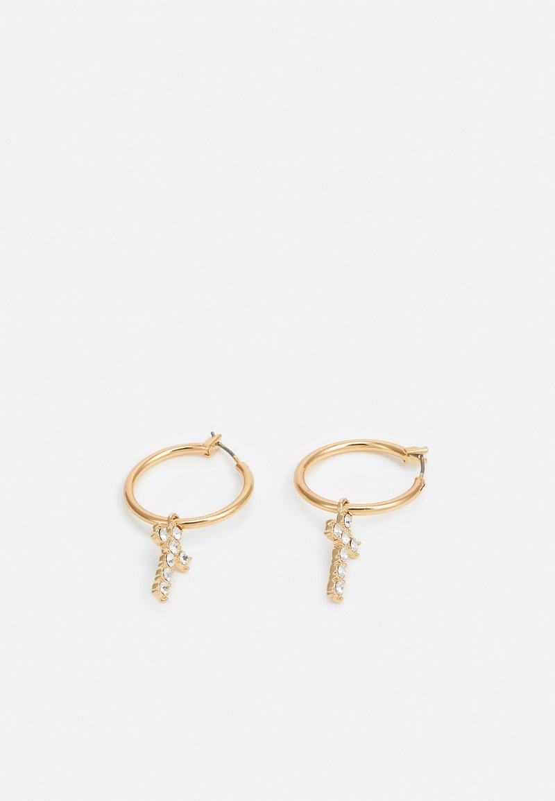 sweet deluxe - Earrings - gold-coloured