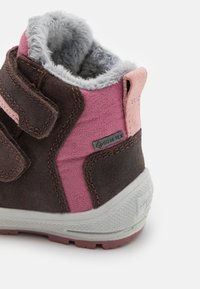 Superfit - GROOVY - Winter boots - lila/rosa - 5