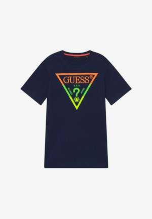 JUNIOR - Camiseta estampada - dark blue