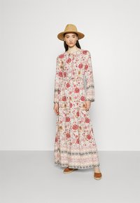Vila - VIMASTAM FESTIVAL DRESS - Maxi-jurk - birch - 1