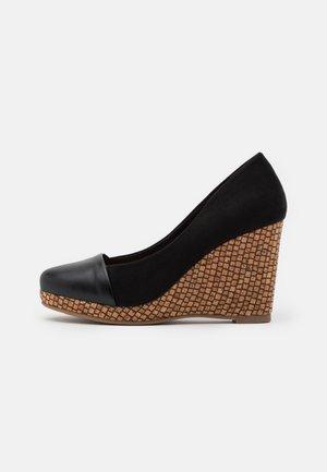 CAROLINA - High heels - black