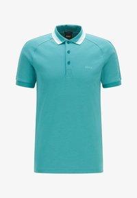 BOSS - PAULE  - Polo shirt - turquoise - 4