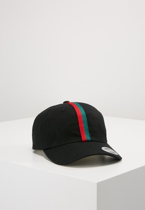 STRIPE DAD - Cap - black