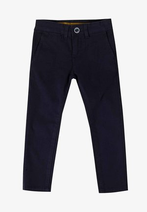 Trousers - azul marino