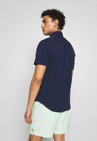 Polo Ralph Lauren - SEERSUCKER  - Shirt - astoria navy - 2
