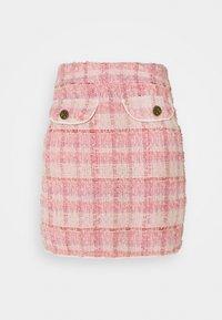 Sister Jane - PROM MINI SKIRT - Mini skirt - pink - 0