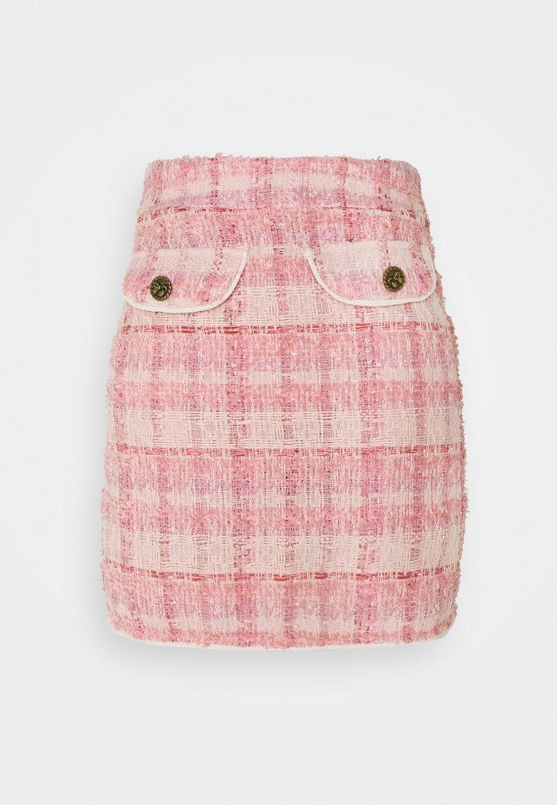 Sister Jane - PROM MINI SKIRT - Mini skirt - pink