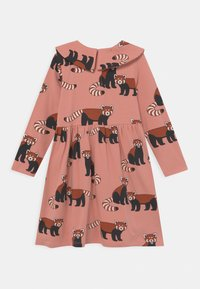Lindex - MINI DRESS BIG COLLAR RED PANDA - Jersey dress - dusty pink - 1