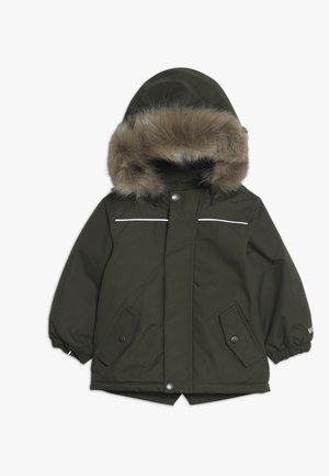 JACKET ELTON BABY - Winter coat - khaki