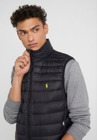 Polo Ralph Lauren - HOLDEN  - Waistcoat - polo black