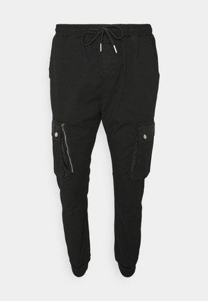 ALABAMA - Pantalon cargo - black