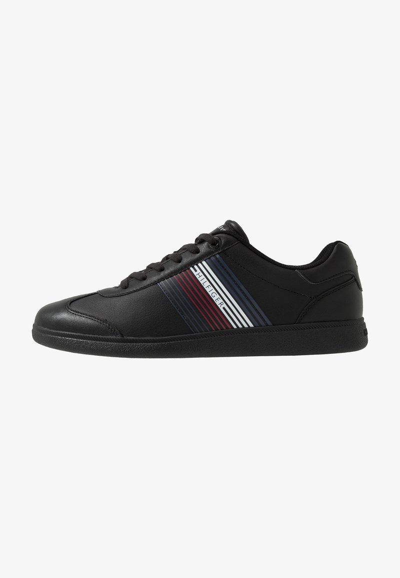 Tommy Hilfiger - ESSENTIAL CORPORATE CUPSOLE - Sneakersy niskie - black