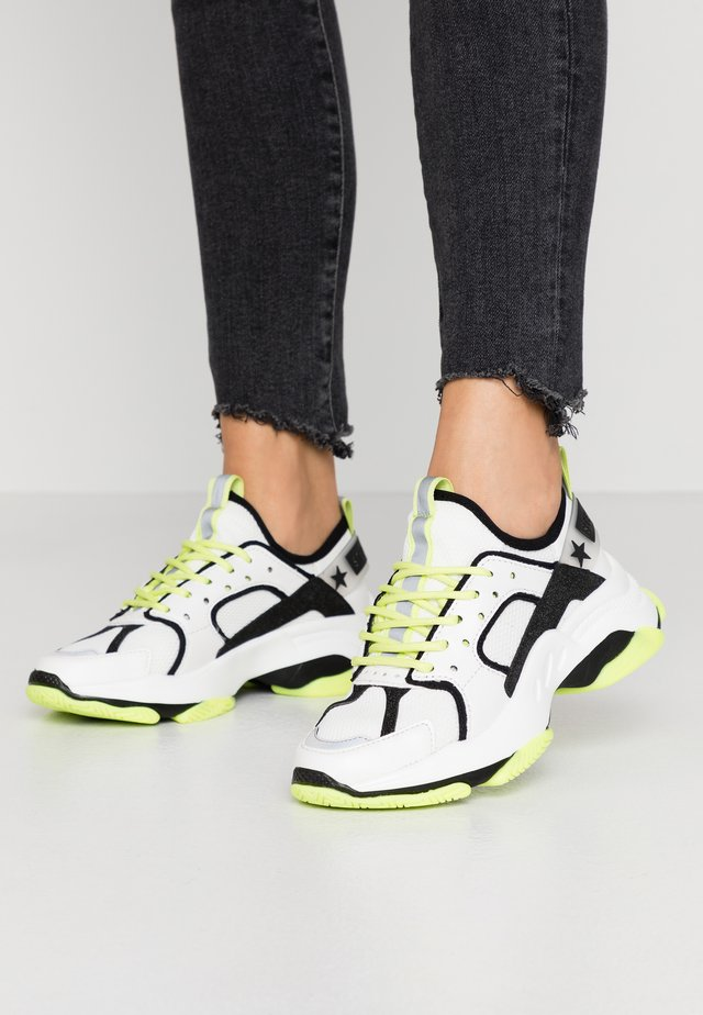 GRADUALLY - Sneakers laag - white/multicolor