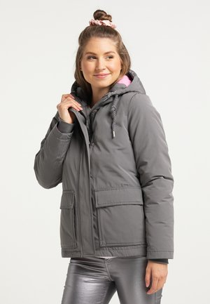 Winter jacket - grau