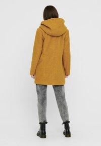JDY - JDYSONYA - Classic coat - golden brown - 2