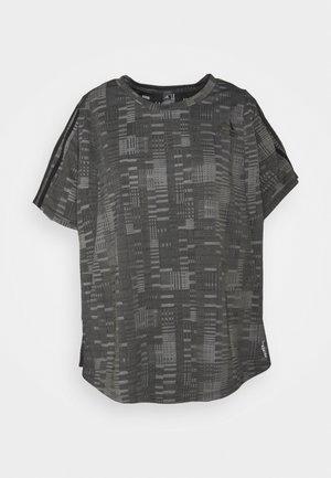 TEE - T-shirts print - black/white