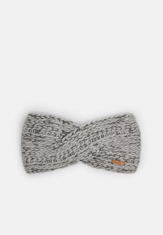 JASMIN HEADBAND - Čelenka - heather grey