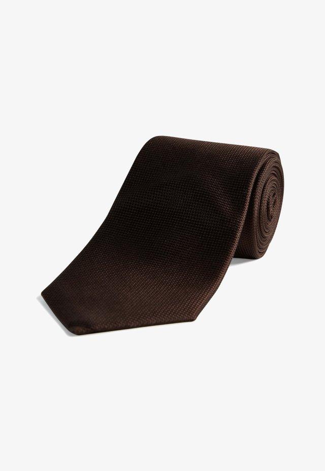 Cravate - dark brown