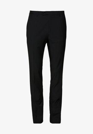 Suit trousers - schwarz