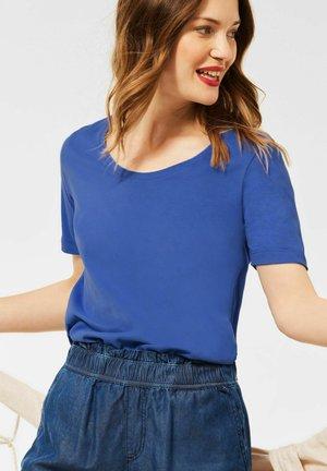 IM BASIC STYLE - Basic T-shirt - blau