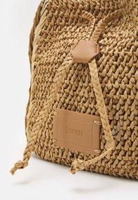 Esprit - RILEY - Handbag - camel - 3