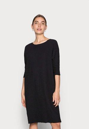 KYLIE DRESS - Jerseykjole - pitch black
