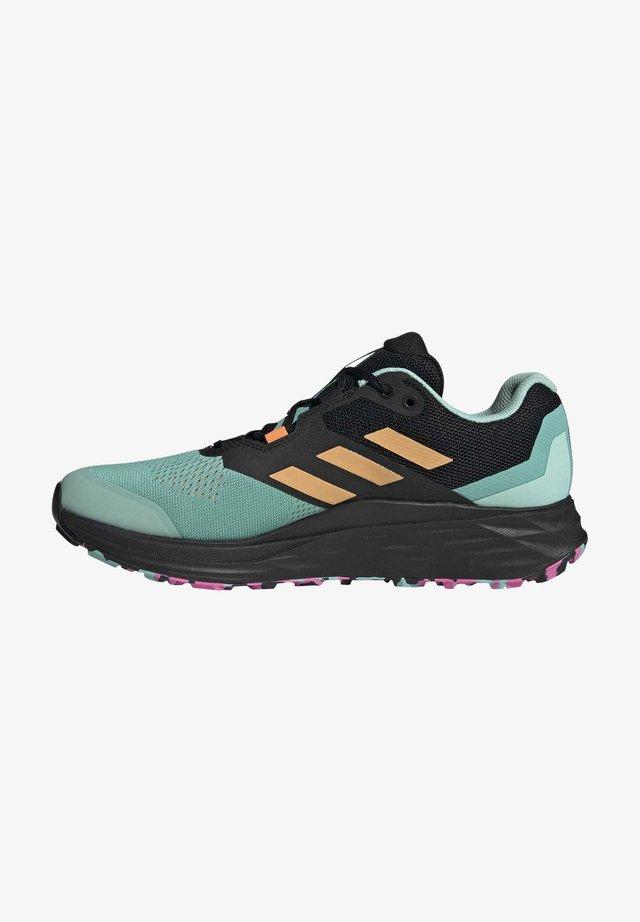 TERREX TWO FLOW TRAILRUNNING-SCHUH - Trail running shoes - green