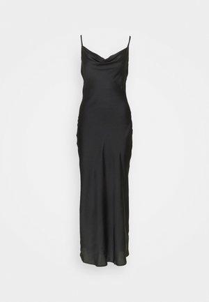 NEW AKILINA DRESS - Maxi dress - jet black