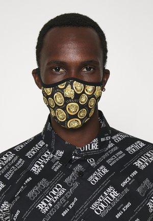 MEDUSA AMPLIFIED FACE MASK - Community mask - black/gold