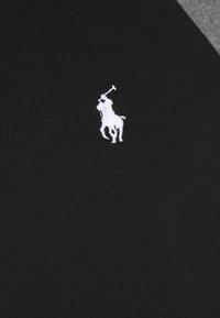 Polo Ralph Lauren - BASEBLHOODM LONG SLEEVE - Zip-up sweatshirt - black - 6
